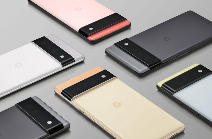 گوشی هوشمند پیکسل 6 - کی سان - 2